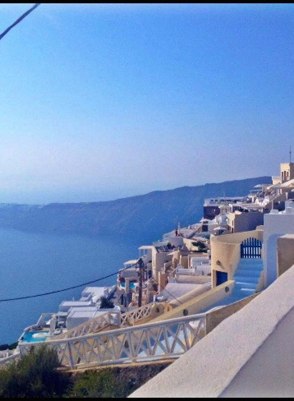SANTORINI also known as THERA/FIRA