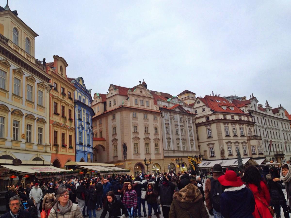 City of Bohemia,Prague