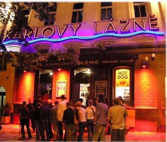 My Affair With Mr KarlovyLazne