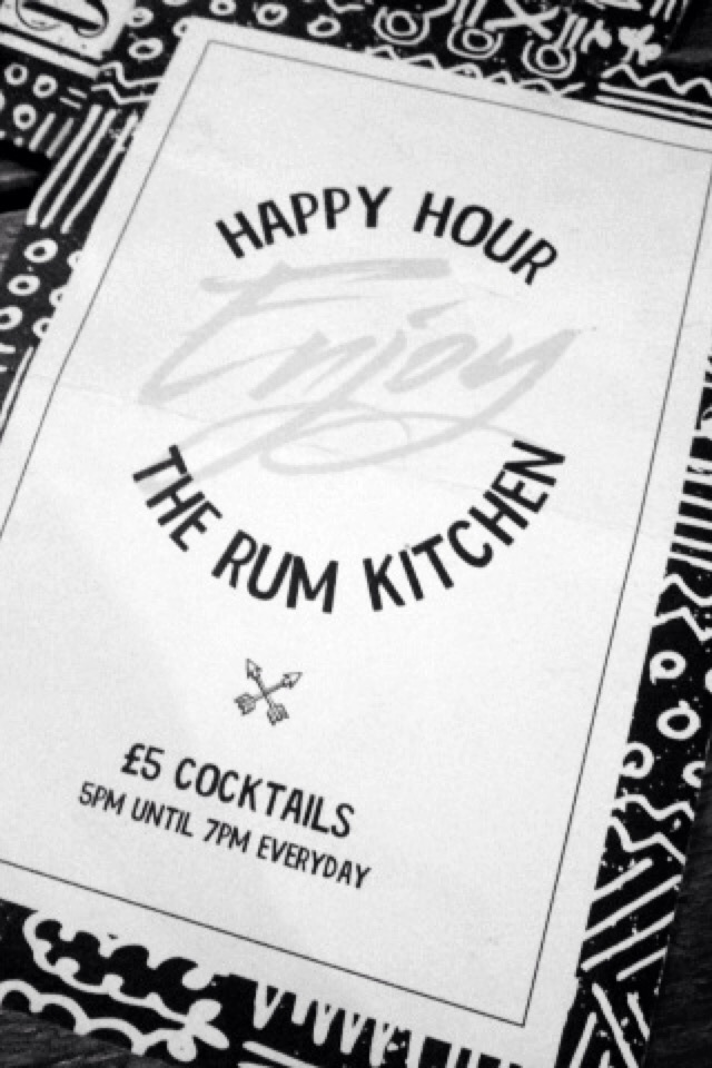 The Rum Kitchen, Carnaby Street – London